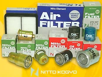 Nitto Filter